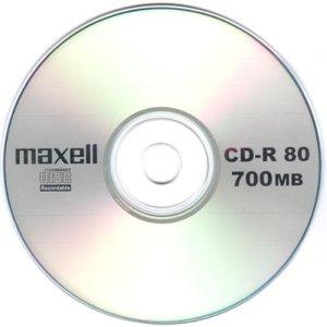 Maxell Lot de 1000 CD-R Vierges Anti-Rayures pour Ordinateur
