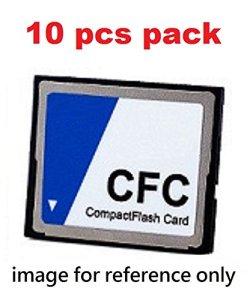 Industrial grade CF card, MLC, 32GB, extended wide temperature, 10pcs