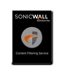SONICWALL | 01-SSC-0824 | Service DE Filtre DE CONTENANCE Premium Edition pour SUPERMASSIVE 9800 (4 Ans)