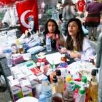 Taksim Gezi Parkı #1