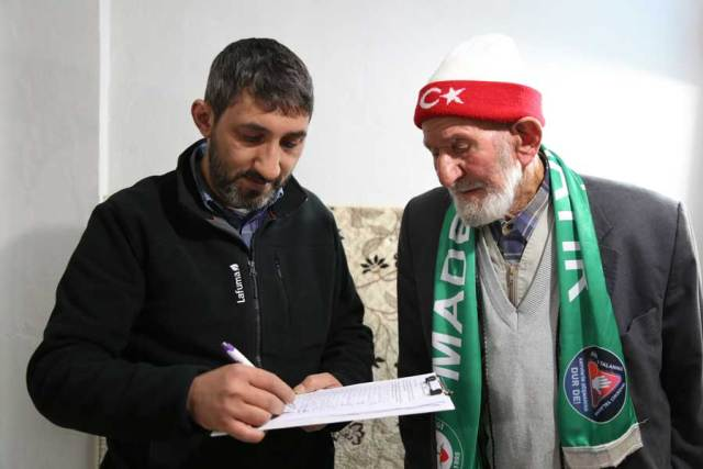 Cerattepe, Hacı Ali Keklik