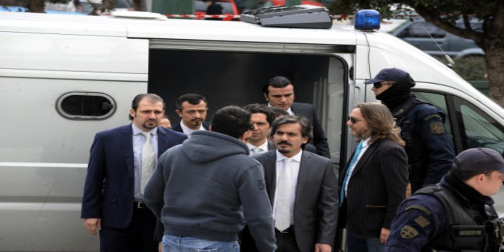 Ένα ακόμα «όχι» στην Τουρκία για την έκδοση των 3 Τούρκων αξιωματικών
