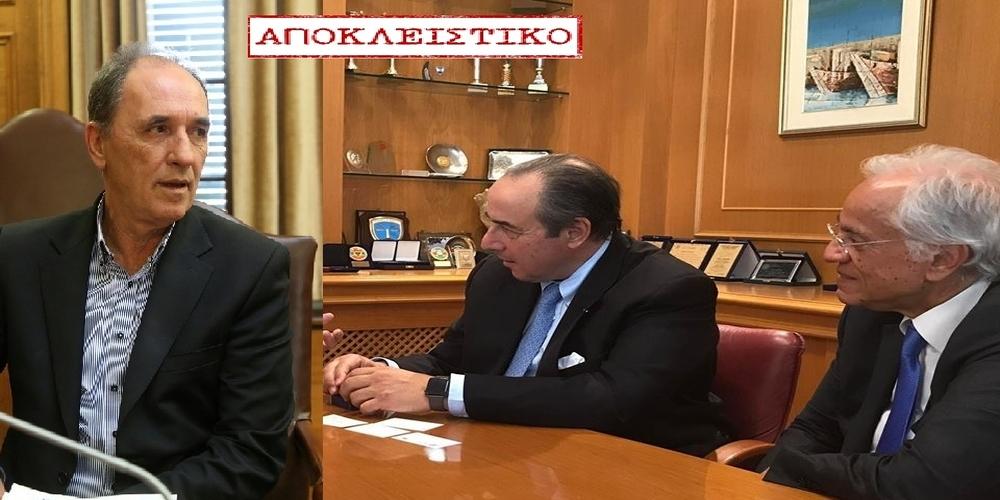 Συνάντηση με Σταθάκη οι Λιβανός, Κοπελούζος και «πράσινο φως» πριν έρθουν Αλεξανδρούπολη