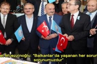 Προκλητικός ο γνωστός Μουεζίνογλου στο ιφτάρ: «80 εκατ. Τούρκοι είναι δίπλα σας»