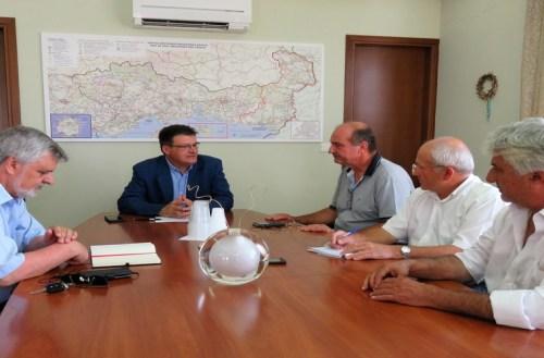 Πέτροβιτς σε Πρόεδρο του ΕΛΓΑ: Επίσπευση αποζημιώσεων για καταστροφές