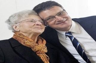 Η συγκινητική ανάρτηση του Αντιπεριφερειάρχη Δημήτρη Πέτροβιτς για τη μητέρα του