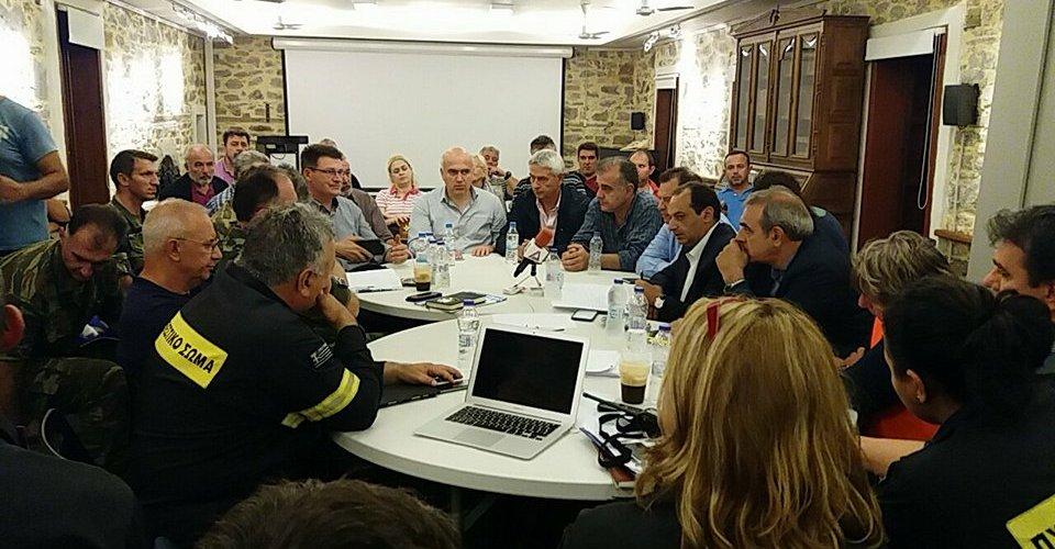 «Έλαμψαν δια της απουσίας τους» οι βουλευτές του ΣΥΡΙΖΑ στη Σαμοθράκη