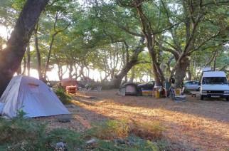 Νομιμοποιείται το camping Σαμοθράκης. Έργα υποδομών και ύδρευσης και σε περιοχές Natura