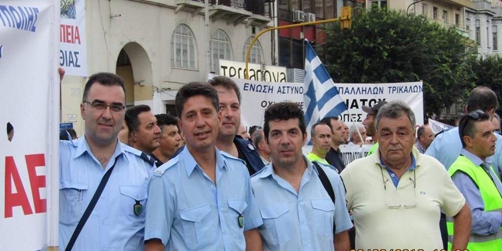 Ο Χρήστος Τουφάκης νέος Πρόεδρος της Ένωσης Αστυνομικών Υπαλλήλων Αλεξανδρούπολης