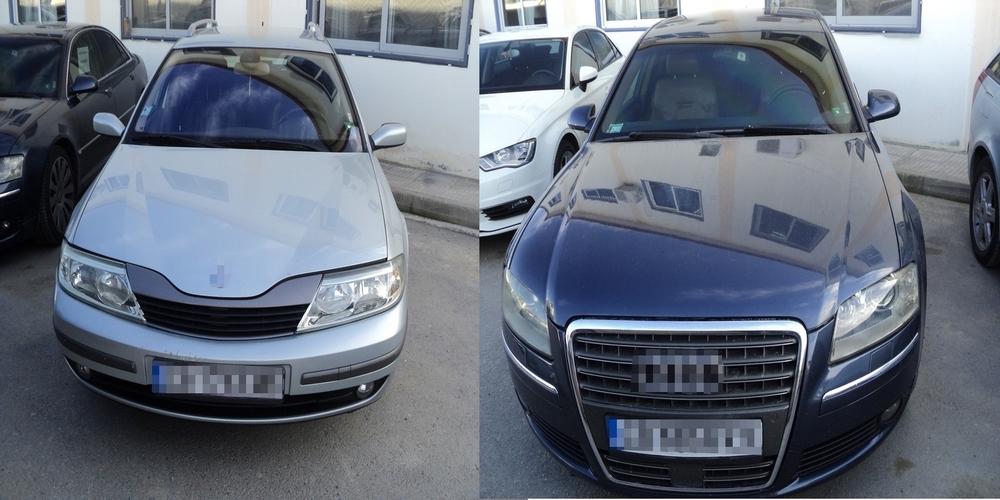 Λουτρά: Τρεις Βούλγαροι οπλισμένοι με μαχαίρια, συνελήφθησαν να μεταφέρουν λαθρομετανάστες
