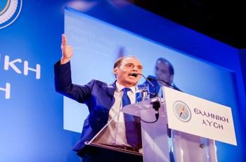 """Περιοδεία και ομιλίες του Προέδρου της """"Ελληνικής Λύσης"""" Κυριάκου Βελόπουλου σε Ορεστιάδα, Αλεξανδρούπολη"""