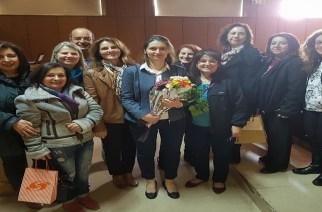 Διδάκτορας του Πανεπιστημίου Αθηνών η συμπατριώτισσα μας (απ' τη Νέα Βύσσα) Ελένη Φιλιππίδου