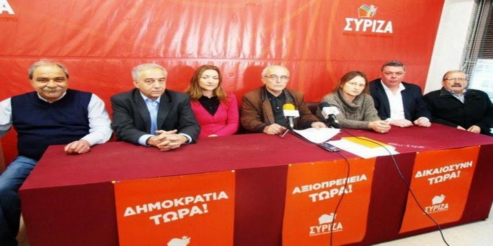 Στα… δύο χωρίστηκε ο ΣΥΡΙΖΑ στον Έβρο, λόγω Κουβέλη και εργοστασίου Ζάχαρης