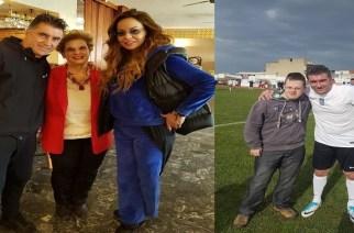 Ορεστιάδα: Ο Θοδωρής Ζαγοράκης και η σύζυγος του Ιωάννα Λίλλη, έκλεψαν την παράσταση