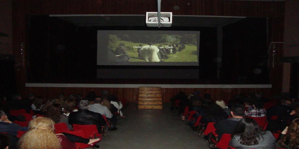 Διδυμότειχο: Προβολή της Ιστορικής Επετειακής Ταινίας «Έξοδος 1826» απ' τον σύλλογο «Καστροπολίτες-Γνώση και Δράση»
