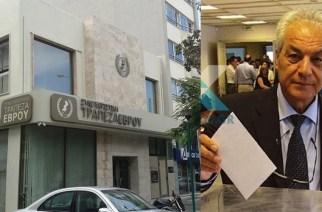 Συγχαρητήρια της Συνεταιριστικής Τράπεζας Έβρου στο νεοεκλεγέντα Πρύτανη του Δημοκρίτειου Πανεπιστημίου Α.Πολυχρονίδη