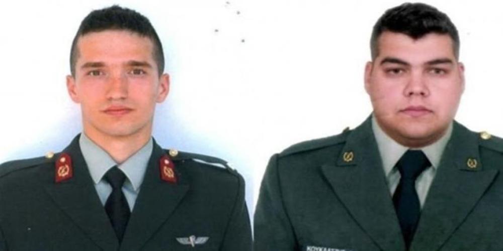 «Μετάθεση» των δύο στρατιωτικών στην ελληνική πρεσβεία της Άγκυρας. Βγαίνουν απ' τη φυλακή;