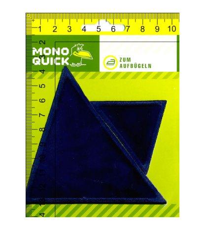 Термоаппликация<br>MQ-BS-2020<br>Заплатки треугольник</br>