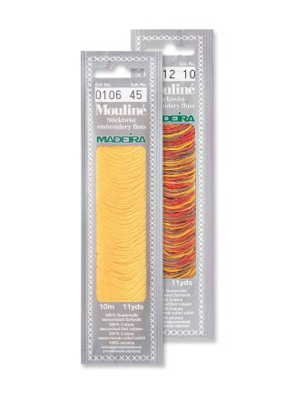 Mouline Madeira<br>нитки для ручной вышивки</br>