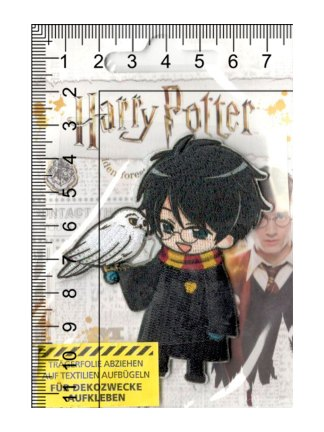 Термоаппликация<br>MQ-MD-16088-2020<br>Гарри Поттер / Harry Potter</br>