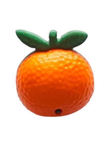 Пуговица DILL – Апельсин
