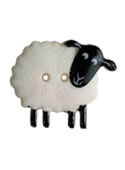 Пуговица DILL – Овца