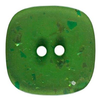 Пуговица DILL – Квадратная с блестками