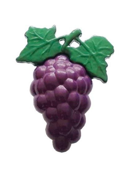 Пуговица DILL – Виноград