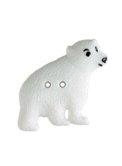 Пуговица DILL – Медведь