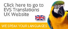 Visit EVS Translations UK Website