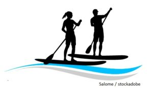 SUP / Standup paddle boarding / Standup paddling – Word of the day – EVS Translations