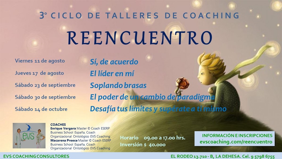 Taller Reencuentro 3er ciclo