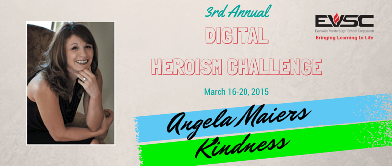 EVSC Digital Heroism Challenge- Day 3- Kindness