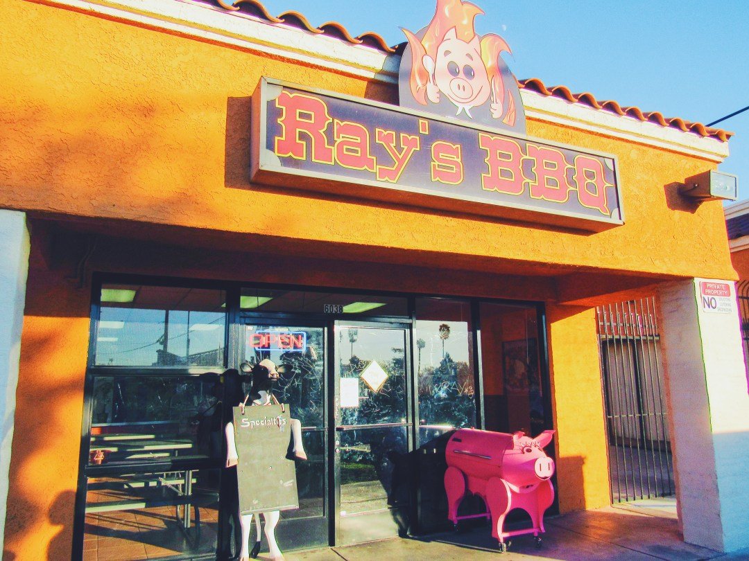 BBQ Southern California