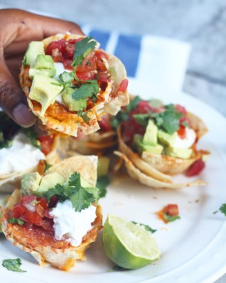 These burrito bites are the perfect appetizer to get you ready for the big game!