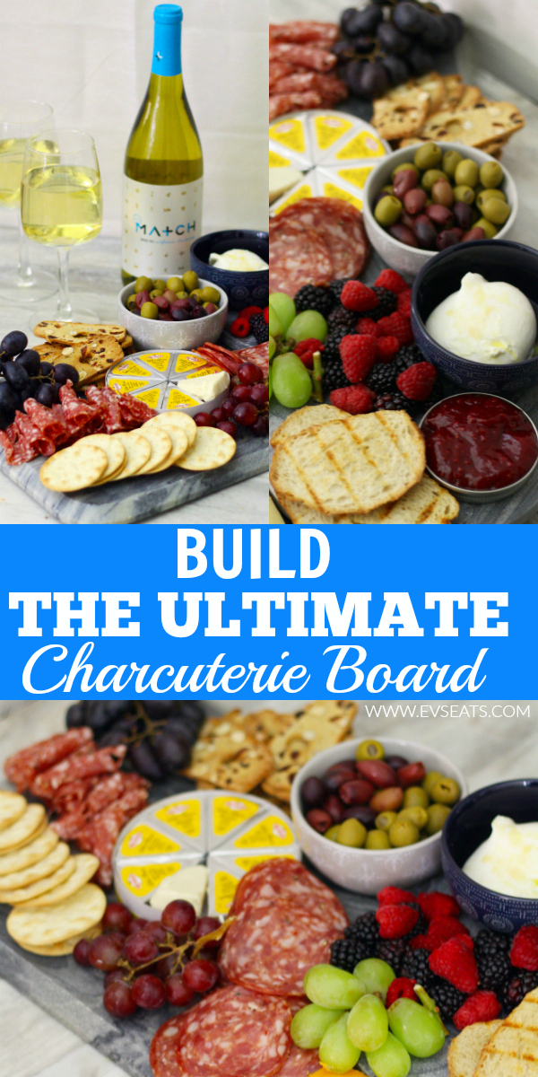 How to build a charcuterie board like a boss with Grocery Outlet, and these very easy and helpful tips. The ultimate appetizer board!