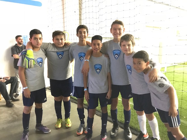 Evolve youth soccer tournament