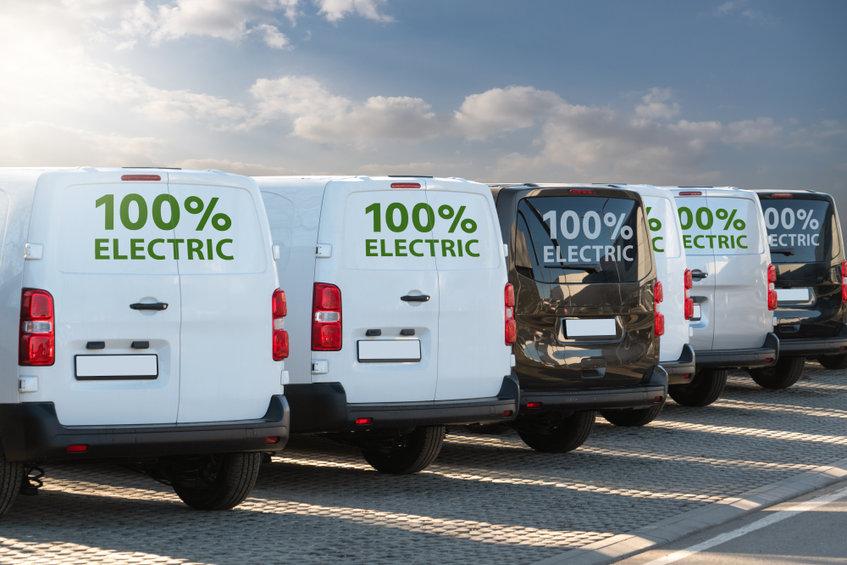Electric vans 2022