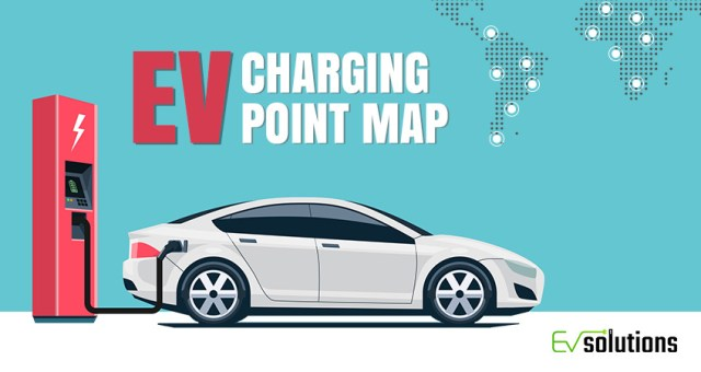 EV Charging Point Map