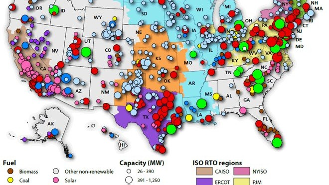 Oklahoma Wind Farms Map Wind - Us wind farm map