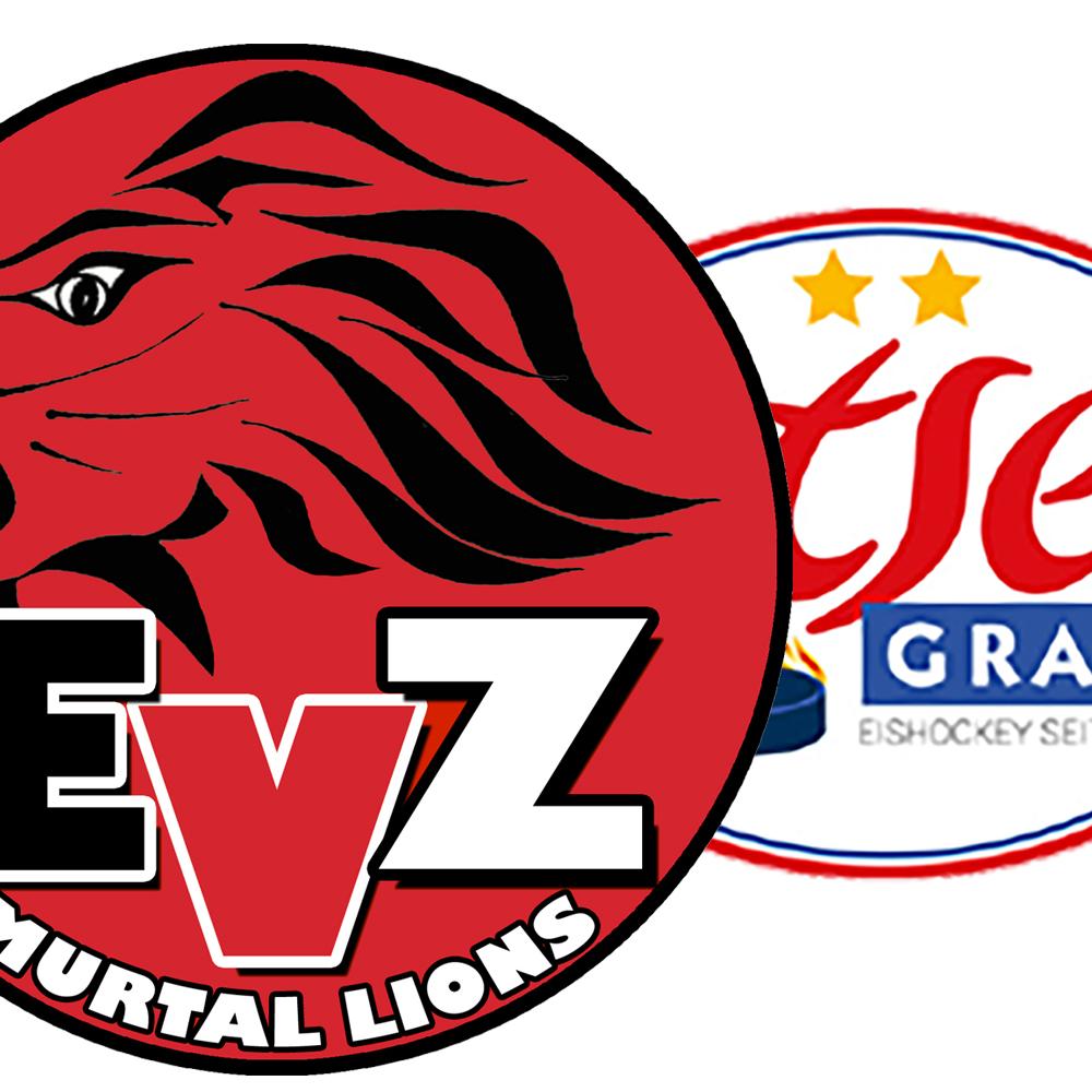 EV Zeltweg Murtal Lions vs ATSE Graz