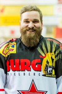 Tom Schlaffer Stürmer EV Zeltweg Murtal Lions II
