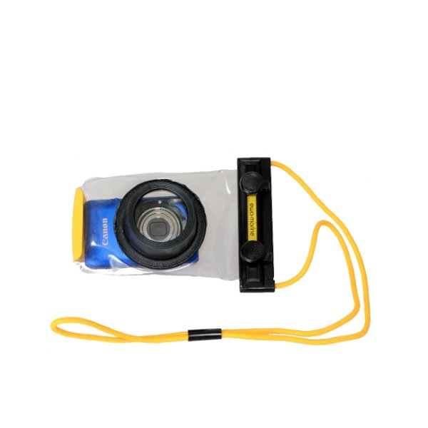 ewa-marine underwater compact camera housing 3D-S