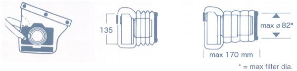 dimensions ewa-marine U-A100