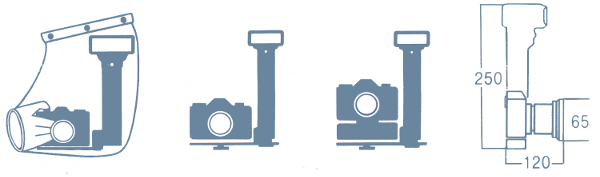 ewa-marine U-FGM for manual SLR cameras