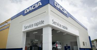 Dacia service rapide guadeloupe