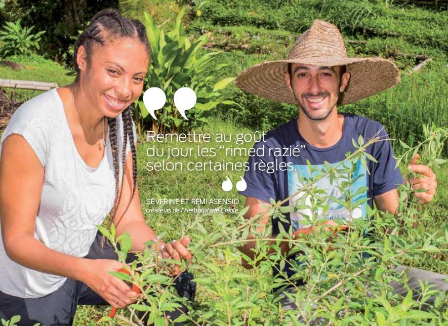 """Herboristerie Créole : lauréat du Prix Innovation """"Nutrition Santé"""" du PARM 2016"""