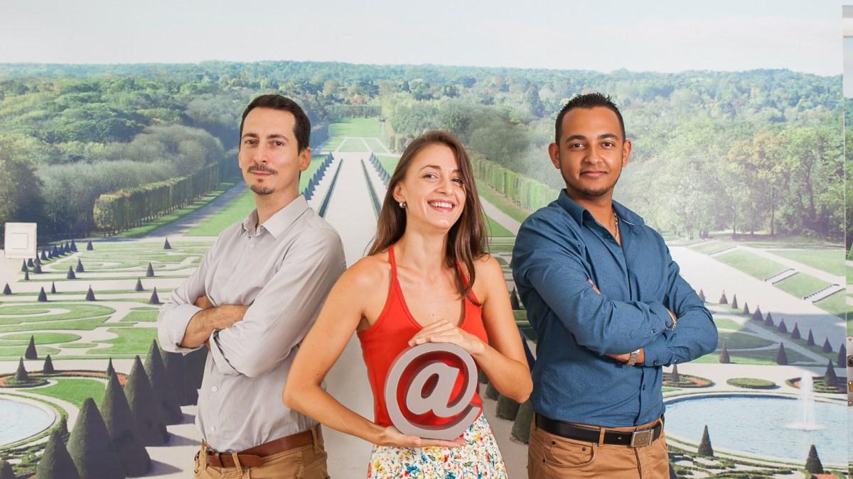 A la découverte des métiers d'Air France marketing et communication