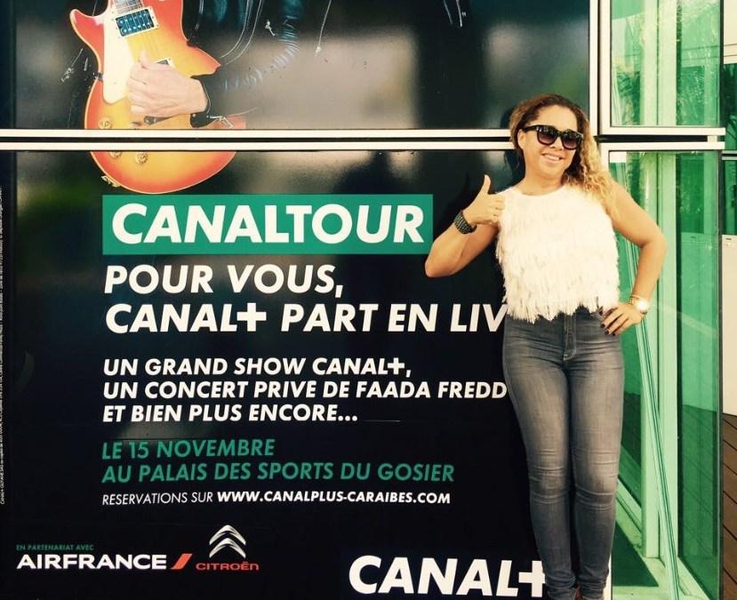 Canal Tour : le live de Canal + Antilles
