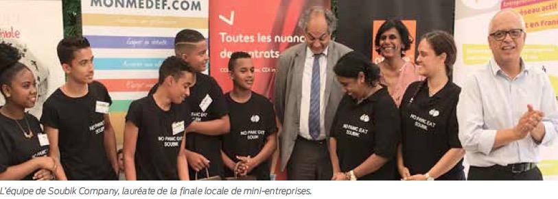 Soubik Company, les jeunes pousses de l'entrepreneuriat local
